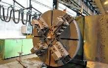 Тяжёлый токарный станок SOMUA CNC 2400 X 11.500 - 3 Bahnenbett фото на Industry-Pilot
