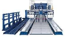 Портальный фрезерный станок KRAFT SD(W)-36|SD(W)-42|SD(W)-48|SD(W)-54 фото на Industry-Pilot