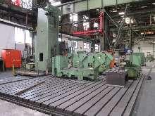 Горизонтальный расточный станок с неподвижной плитой COLLET BFP 130 купить бу