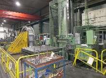 Горизонтальный расточный станок с неподвижной плитой WOTAN Rapid 3 K Sinumerik 850 M купить бу