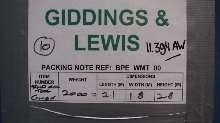 Горизонтально-расточной станок GIDDINGS & LEWIS MC 50 фото на Industry-Pilot