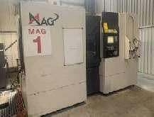 Обрабатывающий центр - горизонтальный MAG NBH 5 фото на Industry-Pilot