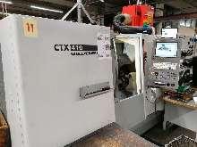 Токарный станок с ЧПУ GILDEMEISTER CTX 410 Serie 2 купить бу