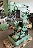 Toolroom Milling Machine - Universal KUNMING X 8126 C photo on Industry-Pilot