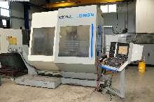 Обрабатывающий центр - универсальный MIKRON UMC 600 купить бу