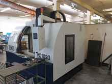 Обрабатывающий центр - вертикальный Spinner VC 1020 фото на Industry-Pilot