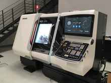 CNC Turning Machine DMG MORI GILDEMEISTER NEF 400015422 фото на Industry-Pilot