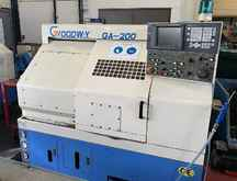 CNC Turning Machine GOODWAY GA 200 фото на Industry-Pilot