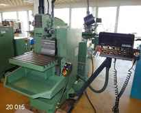 Toolroom Milling Machine - Universal DECKEL FP 2 A - CONTOUR 3 photo on Industry-Pilot