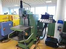 Toolroom Milling Machine - Universal DECKEL FP 2 A photo on Industry-Pilot