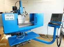 Toolroom Milling Machine - Universal AVIA FNE 40 NC - TNC 310 photo on Industry-Pilot