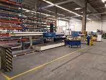Turret Punch Press Trumpf TC 500R 1600 FMC photo on Industry-Pilot