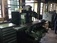 Knee-and-Column Milling Machine - univ. IBERIMEX FU 1600 photo on Industry-Pilot