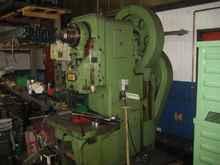 Eccentric Press - Single Column 1-MUELLER - GEFREES AXP 100 photo on Industry-Pilot