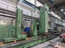Floor-type horizontal boring machine UNION BFP 130-7 photo on Industry-Pilot