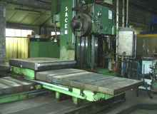 Horizontal Boring Machine SACEM MST-110 A-C photo on Industry-Pilot