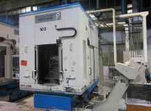 Обрабатывающий центр - горизонтальный WERKZEUGMASCHINENFABRIK VOGTLAND GMBH HPC 63 M - 4 Achsen - 4 axis купить бу