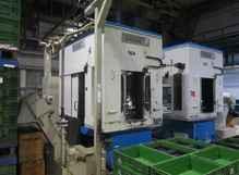 Обрабатывающий центр - горизонтальный WERKZEUGMASCHINENFABRIK VOGTLAND GMBH HPC 63 T - 4 Achsen - 4 axis купить бу