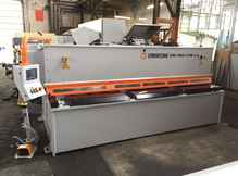 Hydraulic guillotine shear  ERMAK CNC HGS 3100x6 photo on Industry-Pilot