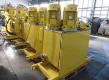 Гидравлический агрегат HAGENBUCH SA 779-24+SA 780-36 фото на Industry-Pilot