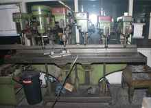 Однорядный многошпиндельный сверлильный станок Woerner  фото на Industry-Pilot