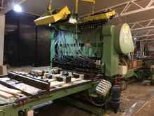Palettenrpoduktion line Coralli M 156 S photo on Industry-Pilot