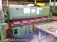 Hydraulic guillotine shear  Exner HTS 46-61 photo on Industry-Pilot