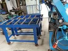 Ленточнопильный станок по металлу - Автом. Knuth ABS 320 B Bandsägeautomat фото на Industry-Pilot