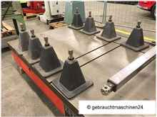 Zett Mess 3500 x 1500 mm Meßplatte Anreißplatte