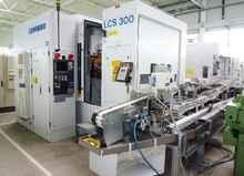 Зубошлифовальный станок торцовочный LIEBHERR LCS 300 CNC 2006 фото на Industry-Pilot