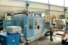 Machining Center - Vertical SIGMA EK 110/50 - PALLET photo on Industry-Pilot