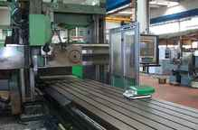 Gantry Milling Machine CARNAGHI VITTORIA F.52 photo on Industry-Pilot