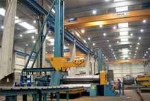 Plate Bending Machine - 3 Rolls Parmigiani VBH 3100 x 130 mm photo on Industry-Pilot