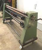 Plate Bending Machine - 3 Rolls Cidan RU 2010 x 1,0 mm photo on Industry-Pilot