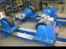 Vessel Turning Unit WELDING KTS - 20 фото на Industry-Pilot