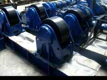 Vessel Turning Unit WELDING KTS - 80 фото на Industry-Pilot