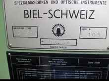 Jig Grinding Machine HAUSER 3 SMO Serien-No. 907/82 photo on Industry-Pilot