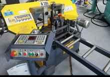 Ленточнопильный станок по металлу - гориз. полуавтоматический KM Kesmak KME DG 280 фото на Industry-Pilot