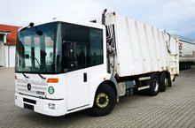 Müllwagen DB Econic 2628 - 6 x 2 mit Faun Variopress 522 photo on Industry-Pilot