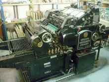 Бумагорезальная машина  Heidelberg Cylinder 38x52 OHZ фото на Industry-Pilot