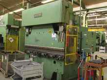 Press Brake hydraulic Wieger AWHC 160 / 25 photo on Industry-Pilot