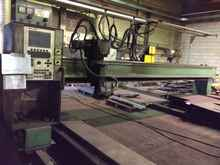 Plasma cutting machine ESAB Hancommander MS фото на Industry-Pilot