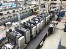 Offset press Komori L 628+C (1+DU+2+3+4+DU+5+6+DU+L+X) photo on Industry-Pilot