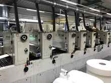 Offset press Label printing CODIMAG VIVA 340 photo on Industry-Pilot