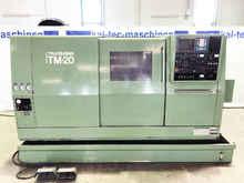 CNC Turning Machine CNC Drehmaschine Takisawa TM 20 photo on Industry-Pilot